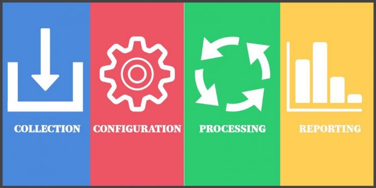 Processus collecte data google analytics