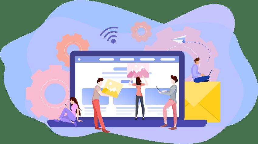 Développement web chez Pep's web