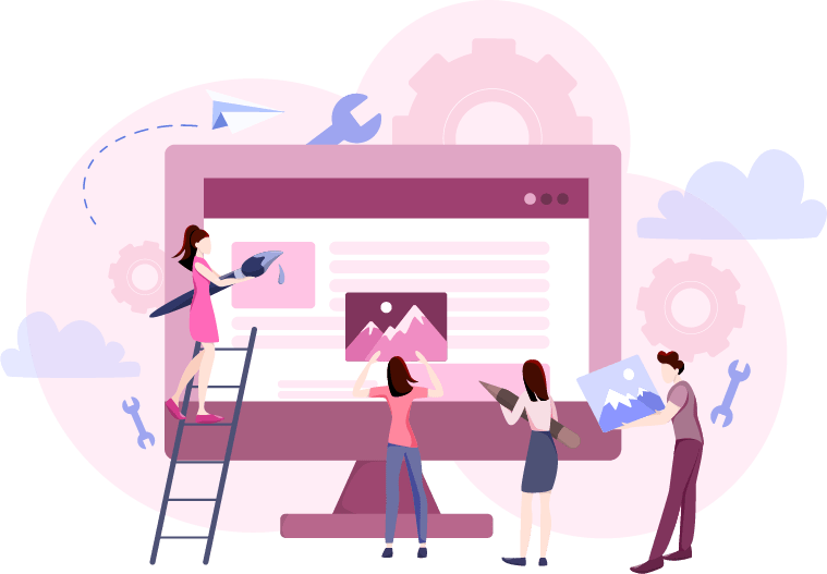 design web chez Pep's web
